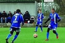 Fotbal: V akci Jiří Sabou