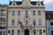 Berounská radnice.
