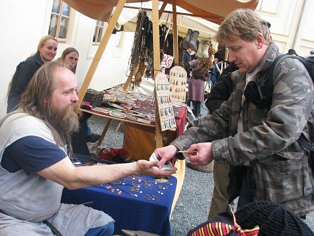 Beltain zahájil novou sezónu v keltském informačním centru v Nižboru