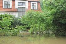 Po povodních v úterý dopoledne v Srbsku