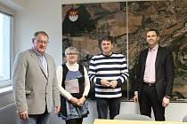 Na pracovním setkání nového vedení sousedních měst se řešila doprava a další projekty.