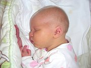 Třetí dítko si pořídila 27. února 2014 maminka Vlasta Soukupová z Králova Dvora. V tento den se jí narodila dcerka Eliška s pěknou váhou 3,85 kg a mírou 50 cm. Tatínek Jiří Moravec a bráškové Filip Soukup (21) a Jiří Moravec (11) mají z Elišky velkou rado