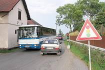 Kyvadlový provoz v Lážovicích