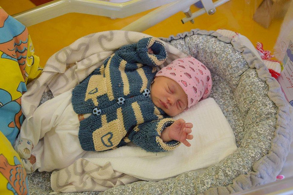Eliška Erdtová se Ivaně Truhlářové a Lubomíru Erdtovi narodila v benešovské nemocnici 9. července 2021 v 17.40 hodin, vážila 2500 gramů. Bydlištěm rodiny je Týnec nad Sázavou.