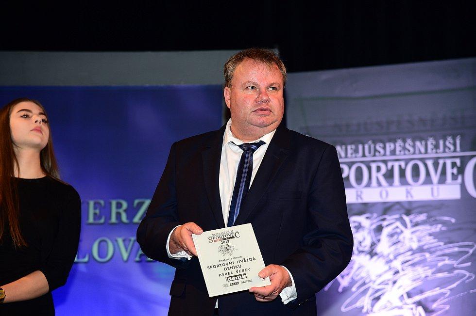 V berounské Plzeňce převzali ocenění v anketě Nejúspěšnější sportovec Berounska 2018.