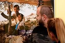 Afrika čtyřma očima je název výstavy, která je k vidění v berounském Holandském domě.