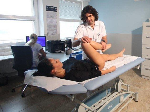 HOŘOVICKOU ortopedii vyhledávají lidé z Berounska i dalších regionů