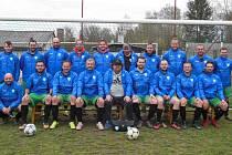 Fotbalový tým Endeco Zdejcina.