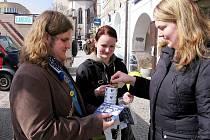 Berounští gymnazisté podpořili charitativní projekt