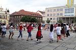 Obnovená slavnost Porcinkule v Hořovicích.