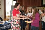 9. ročník recitační soutěže v Lochovicích - okresní kolo