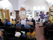Únor 1948 byl dalším tématem cyklu pořádaným Muzeem Českého krasu v Berouně.