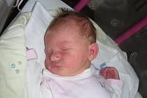 Manželům Janě a Martinovi Zelenkovým z Lán se v sobotu 21. srpna narodila dcerka Pavlínka s váhou 3,04 kg a mírou 50 cm. Dětským světem bude Pavlínku provázet Adélka (3,5), která má ze své sestřičky velkou radost.