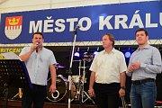 Městské slavnosti a vyhlášení vítězů soutěže Princ a princezna Berounského deníku.