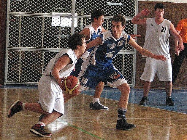 Liga juniorů: Beroun - Kladno 61:80