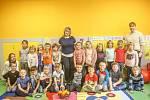 Prvňáčci z Chyňavy ve školním roce 2019/2020.