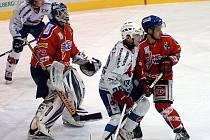 Berounští hokejisté v utkání play out porazili Porubu 3:1