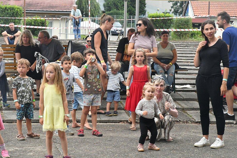 Z Open AIR festivalu Beroun Piknik line up 2021.