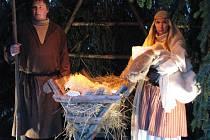 V Otročiněvsi oslavovali Ježíška