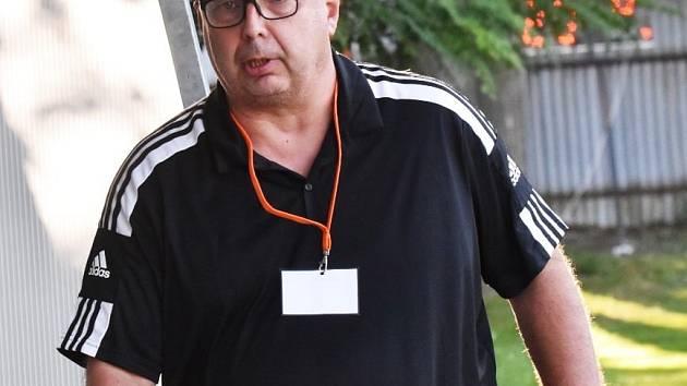 Hořovice vedl proti Berounu Radek Polák.