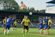 Králův Dvůr si připsal po domácí výhře 3:0 tři body.