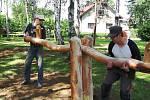Dětská hřiště v Hořovicích