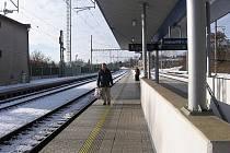 Železniční stanice Hořovice