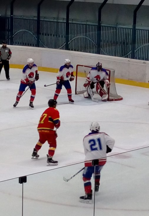 Berounští hokejisté na třetí Hvězdu nestačili.