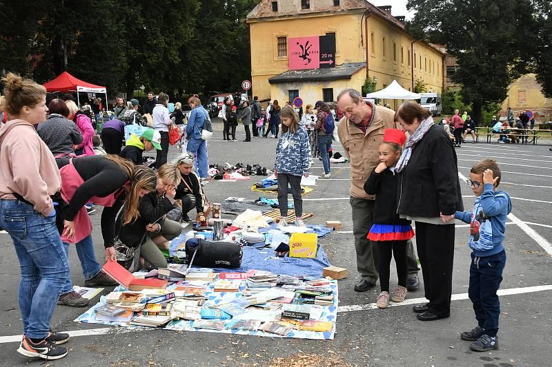 Ze sousedských slavností v Berouně, anebo Zažít město jinak v neděli 19. září 2021.