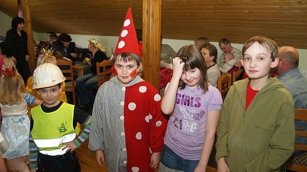 Vižinu ovládly karnevaly