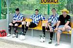Oslavy sto let zaječovského fotbalu.