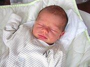 Chlapeček Jindřich Maléř se prvně rozkřičel do světa v sobotu 19. dubna 2014 v hořovické porodnici. Z Jindříška se raduje celá rodina.