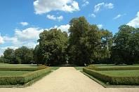 Zámecký park Hořovice.