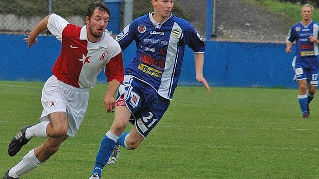 Ondrášovka cup: Králův Dvůr - Kunice 1:1 na penalty 4:5