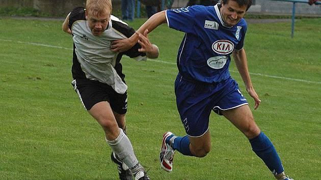 Ondrášovka cup: Hořovicko - Vlašim 0:3