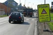 Téměř tříměsíční rekonstrukce šesti berounských ulic v pondělí skončila.