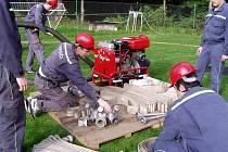 Hasiči z Nového Jáchymova pomáhali i při povodních v roce 2002