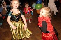 Liteňský karneval dětem připravil Domeček Hořovice i městys Liteň