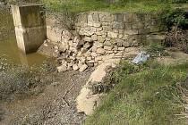 Červencová povodeň v Lážovicích napáchala škody za miliony