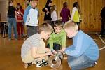 Recyklační hlídka není žádná nuda, tvrdí školáci z Osova