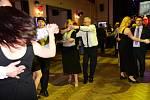 Městský ples v Hořovicích.