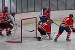 MOP hokej: Cerhovice - Žebrák 2:12.