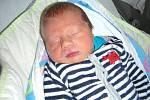Josef Vácha se narodil v pátek 10. ledna 2014 a křestní jméno má po svém tatínkovi, dědečkovi a pradědečkovi. Pepíček přišel na svět s váhou 2,87 kg a mírou 47 cm. Manželé Lucie a Josef Váchovi si své prvorozené štěstí odvezou domů do Jiviny.