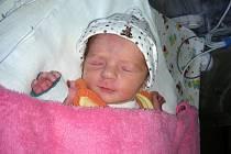 Šťastným dnem je středa 3. listopadu pro maminku Zdenku a tatínka Petra z Králova Dvora. V tento den se stali rodiči prvorozené dcerky Kamilky Smolíkové. Po porodu vážila holčička 2,30 kg a měřila 48 cm.