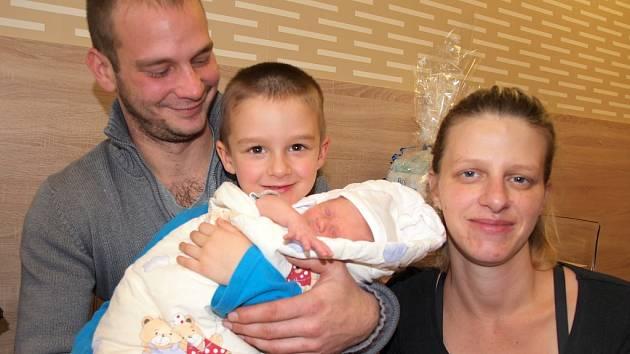 Měsíc a půl před koncem roku hlásí hořovická porodnice rekordní počet porodů. Petříkův příchod na svět přinesl mnoho radosti rodičům, ale i celému týmu hořovické porodnice U Sluneční brány. Jde o 1.500 porod.