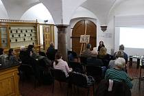 V druhé části více než dvouhodinového programu věnovanému vzpomínce na známého spisovatele vystoupila i jeho dcera Helena Mevaldová.