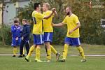 Fotbalová A třída: Čtyři Dvory - Šumavan Vimperk 1:2.