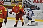 První utkání vyhráli hokejisté Soběslavi.