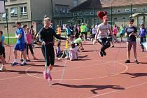Mladí sportovci ze Strakonicka absolvovali okresní kolo OVOV.