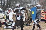 Bitva u Sudoměře 2018 proběhla u rybníka Škaredý u Sudoměře